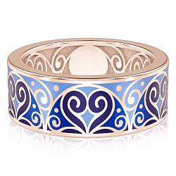 Мужское обручальное кольцо Талисман: Любви 000009249