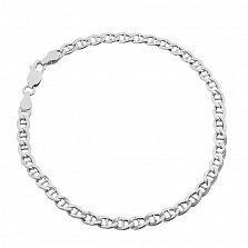 Браслет из серебра Антарес, 5 мм