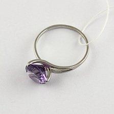 Золотое кольцо с александритом Селесте