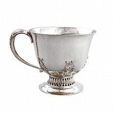 Серебряная чашка Принцесса