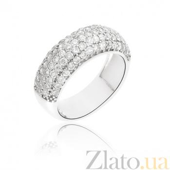 Серебряное кольцо Нэнси 10000067