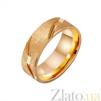 Золотое обручальное кольцо Forever together TRF--411536