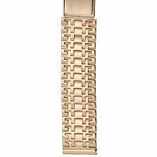 Золотой браслет для часов Франклин