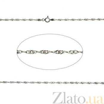 Серебряная цепь Сингапур AQA--801Р-2