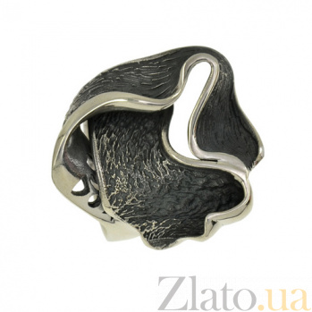 Серебряное кольцо Лента BGS--485к