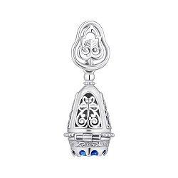 Серебряная ладанка-мощевик 000149023