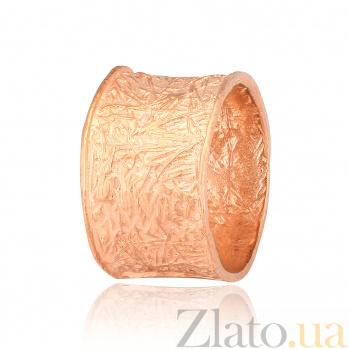 Позолоченное серебряное кольцо Африка 000028226
