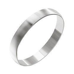 Кольцо из серебра Классический стиль