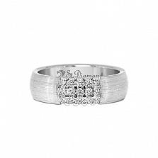 Золотое кольцо с топазами Счастливая любовь