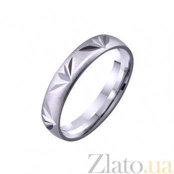 Золотое обручальное кольцо My Angel TRF--4211524
