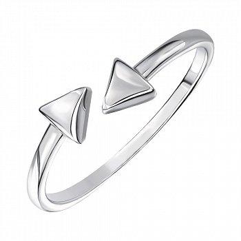 Серебряное кольцо 000144072