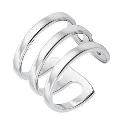 Серебряное кольцо на фалангу Искусство стиля 000027998