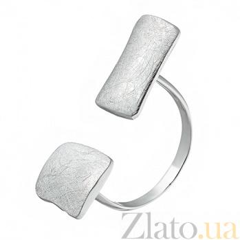 Серебряное кольцо Аллегро К1-2 м/царап