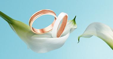 Wedding 2021: скидки на обручальные кольца