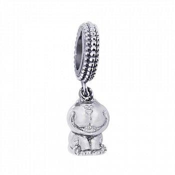 Підвіска з срібла Чеширський кіт 000035809