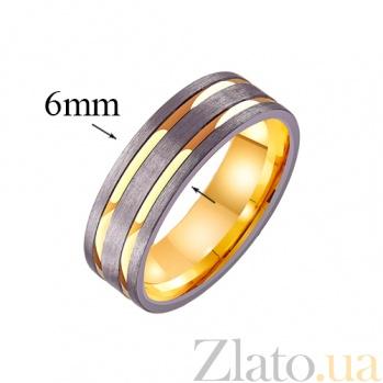 Золотое обручальное кольцо Felicita TRF--4111571
