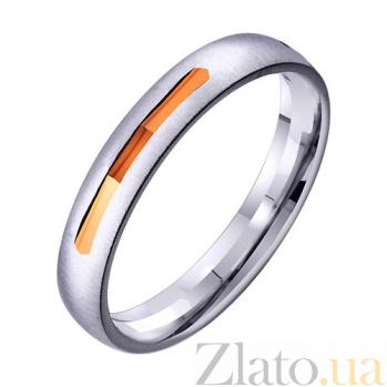 Золотое обручальное кольцо  Больше, чем любовь TRF--421957