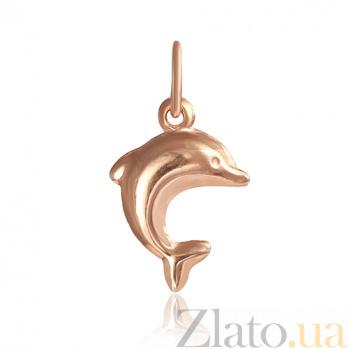 Серебряный подвес Дельфинчик 000027506